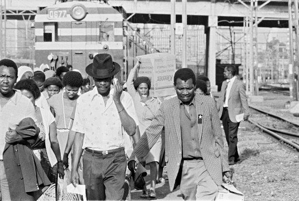 Santu Mofokeng - Stories