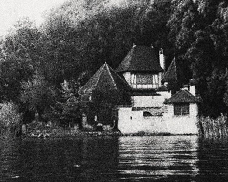 Constantin Schlachter: On the Shores of Lake Zürich