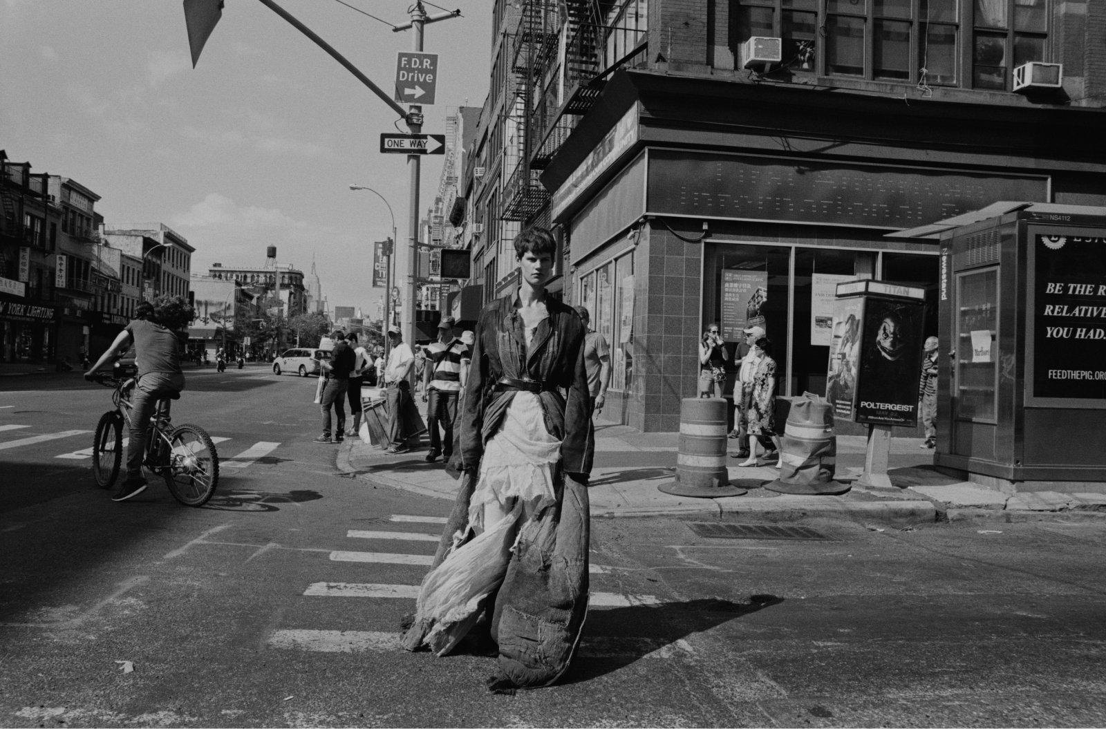 Bowery and Grand Street, 2018 © Saskia de Brauw & Vincent van de Wijngaard