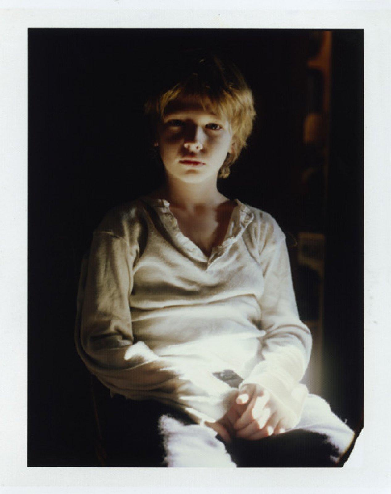 Boy, Somerset 2004 © Joss McKinley