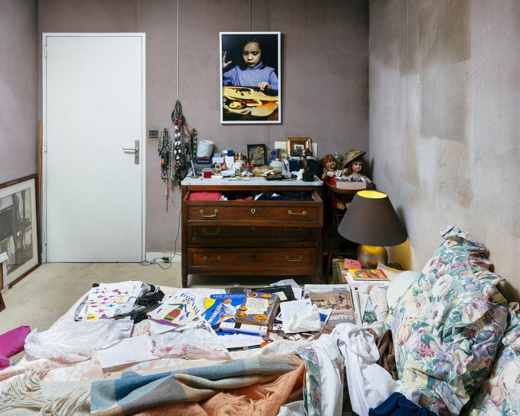 Charles-Henry Bédué (Foam Talent 2014) exhibition in The Finnish Museum of Photography