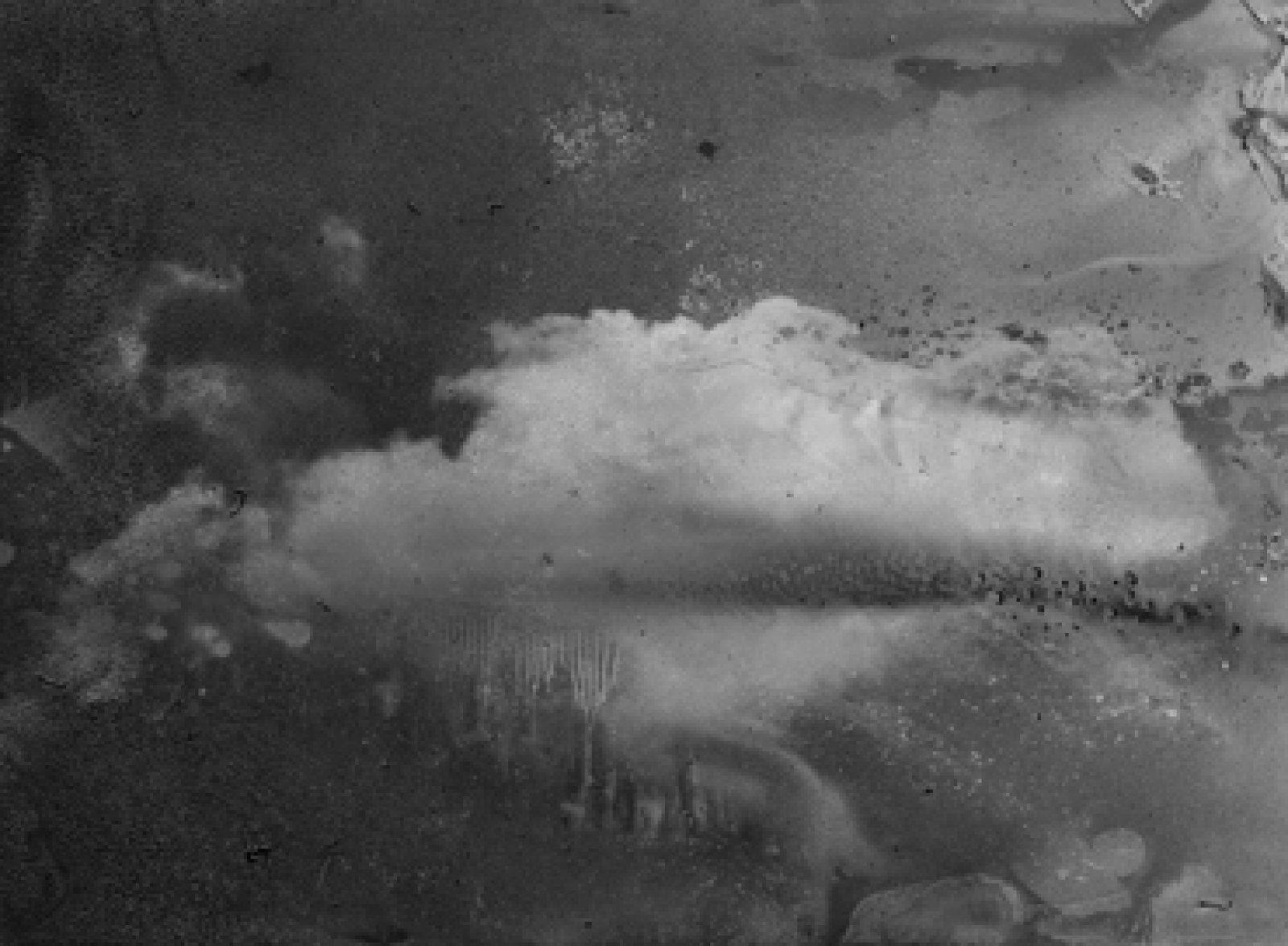 Cloud, from the series site/cloud, 2013 © Daisuke Yokota / courtesy of G/P gallery