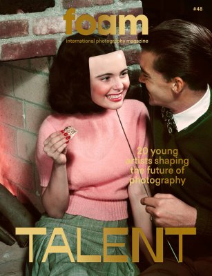 cover laatste Talent issue