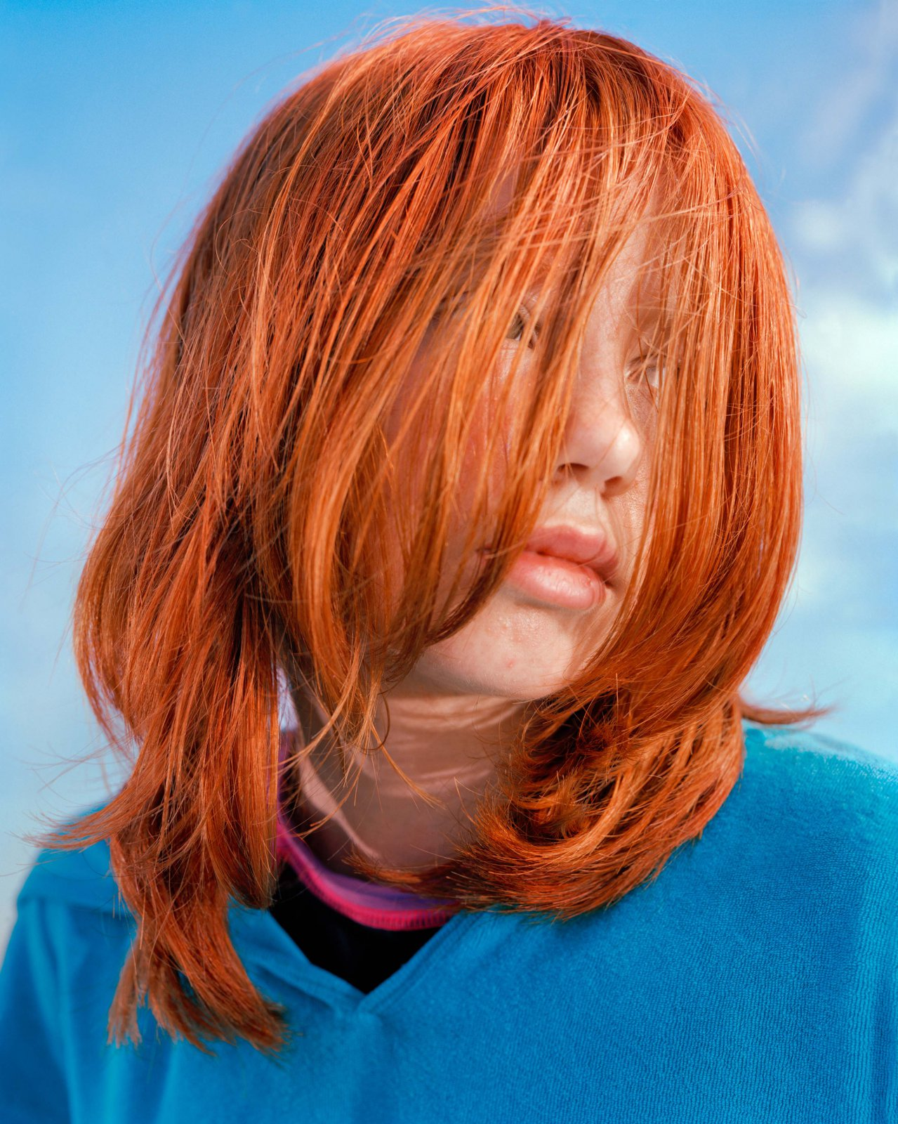 Redhead (Ami), 2014 © Eva O'Leary