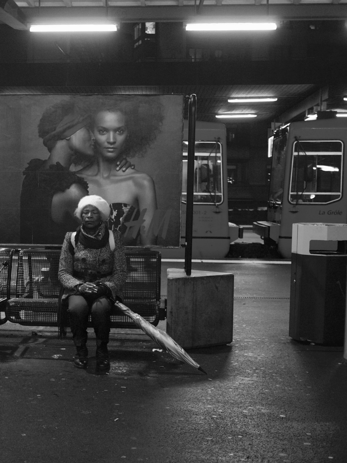H&M, Bern, from the series Afropean © Johny Pitts, courtesy of the artist.