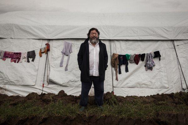 Ai Weiwei - #SafePassage