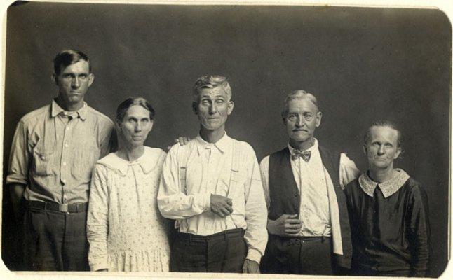 Disfarmer - The Vintage Prints