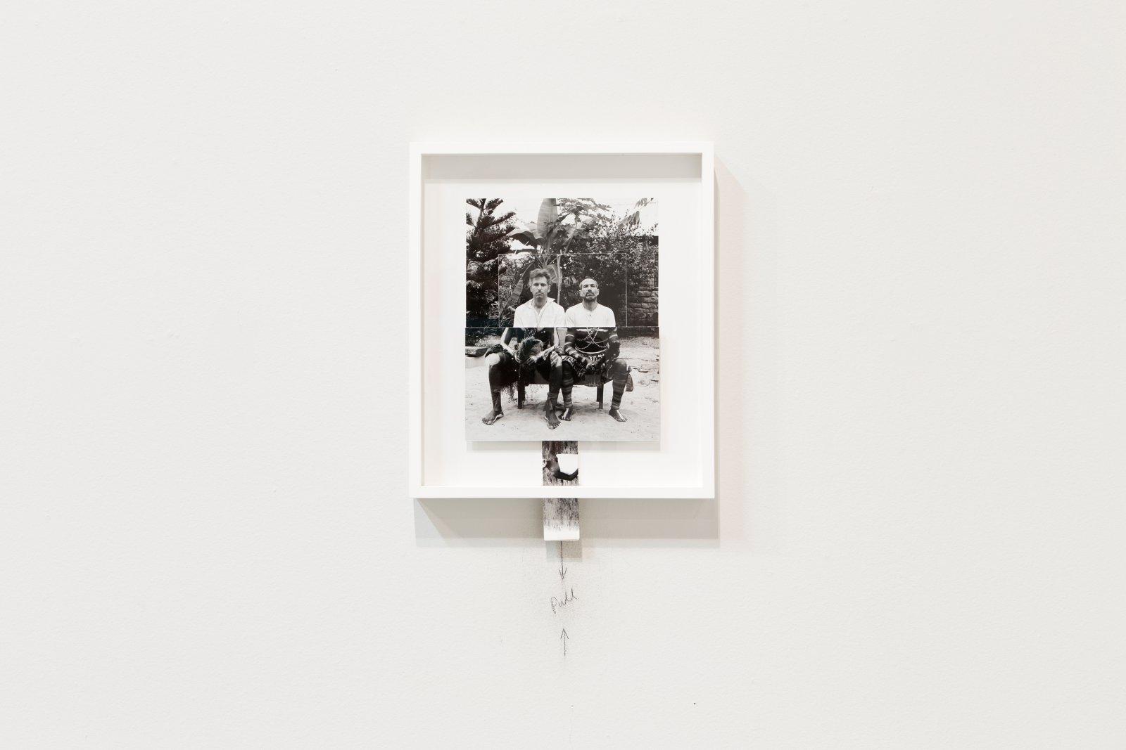 Nudniks, 2012 © Adam Broomberg & Oliver Chanarin / Everything Was Beautiful and Nothing Hurt,  FoMu, Antwerp, 2014, Installation View © Lukas Verdijk & Vesna Faassen