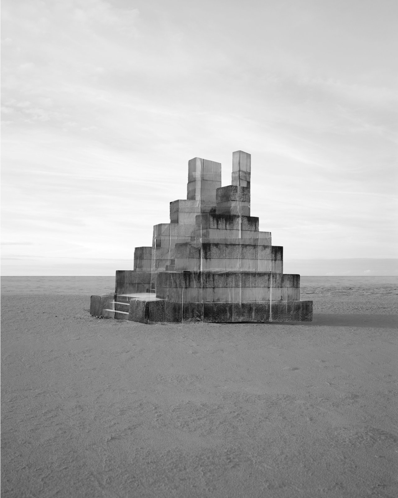 Observatoire VI, 2013 © Noémie Goudal