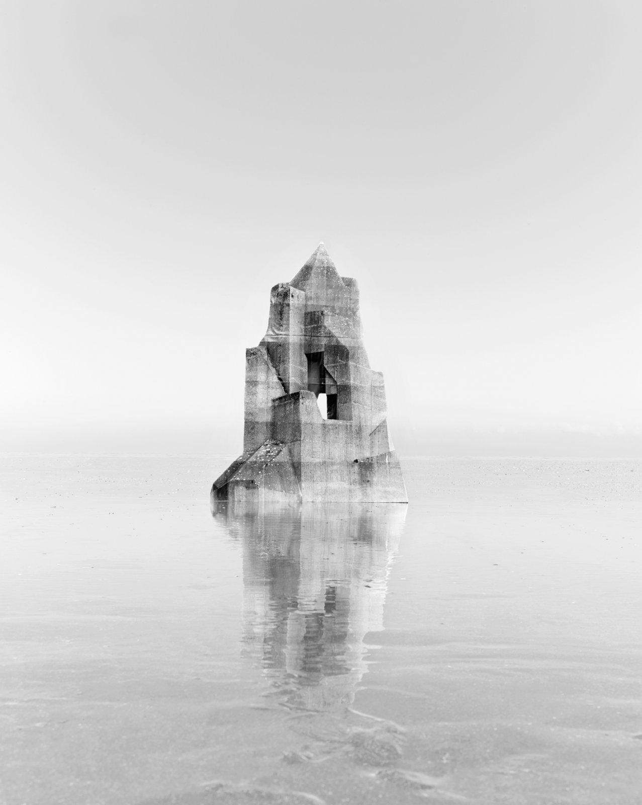 Observatoire X, 2013 © Noémie Goudal