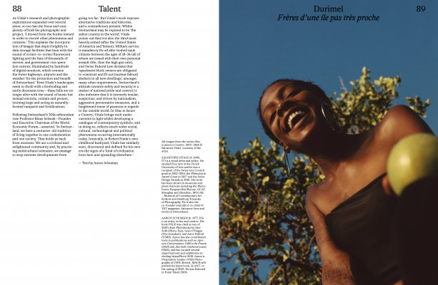 Foam Magazine #52