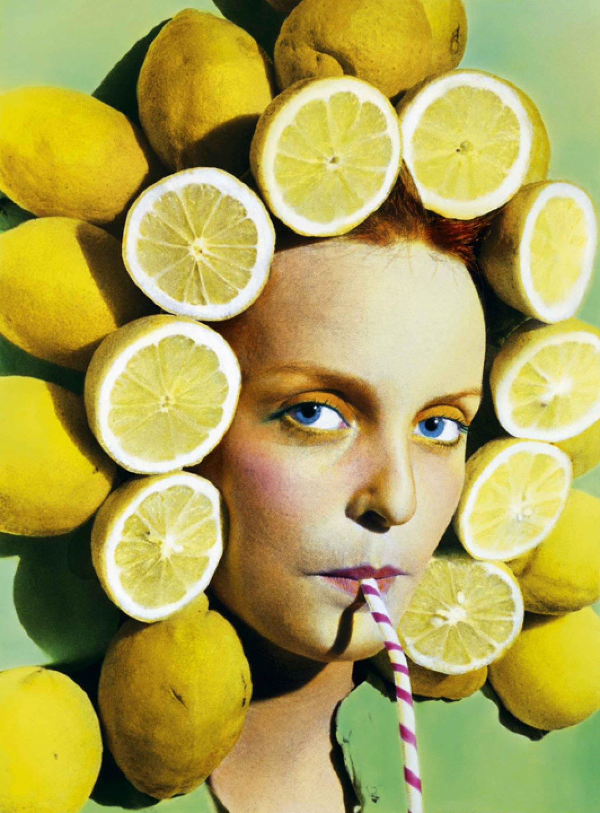 Peluquería, Limones, 1979 © Ouka Leele