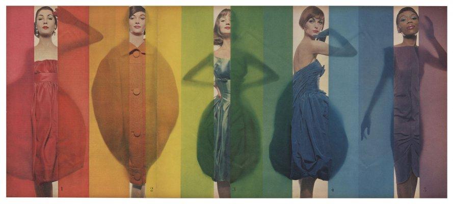 Erwin Blumenfeld in Color
