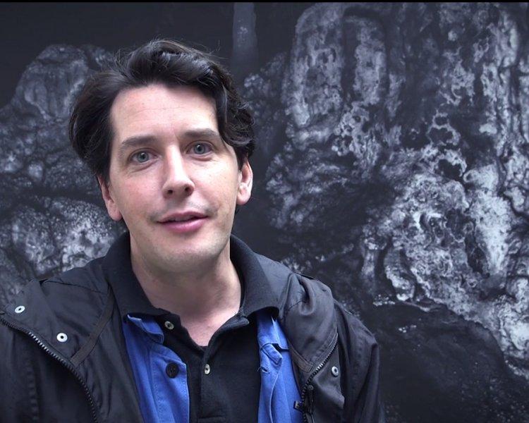 Raphaël Dallaporta exhibition at Gare du Nord during ParisPhoto