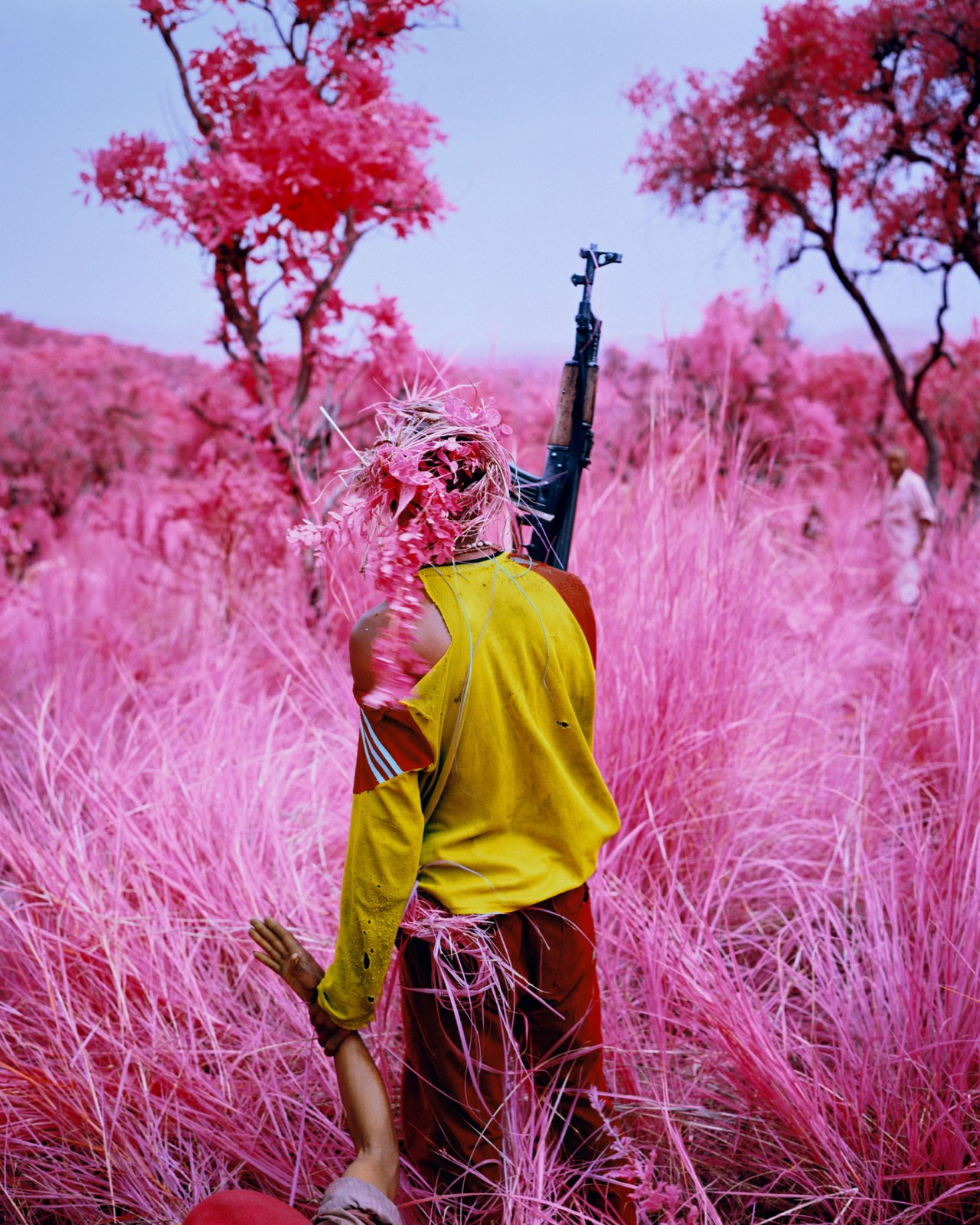 South Kivu, from the series The Enclave, 2012 © Richard Mosse/ courtesy of the artist
