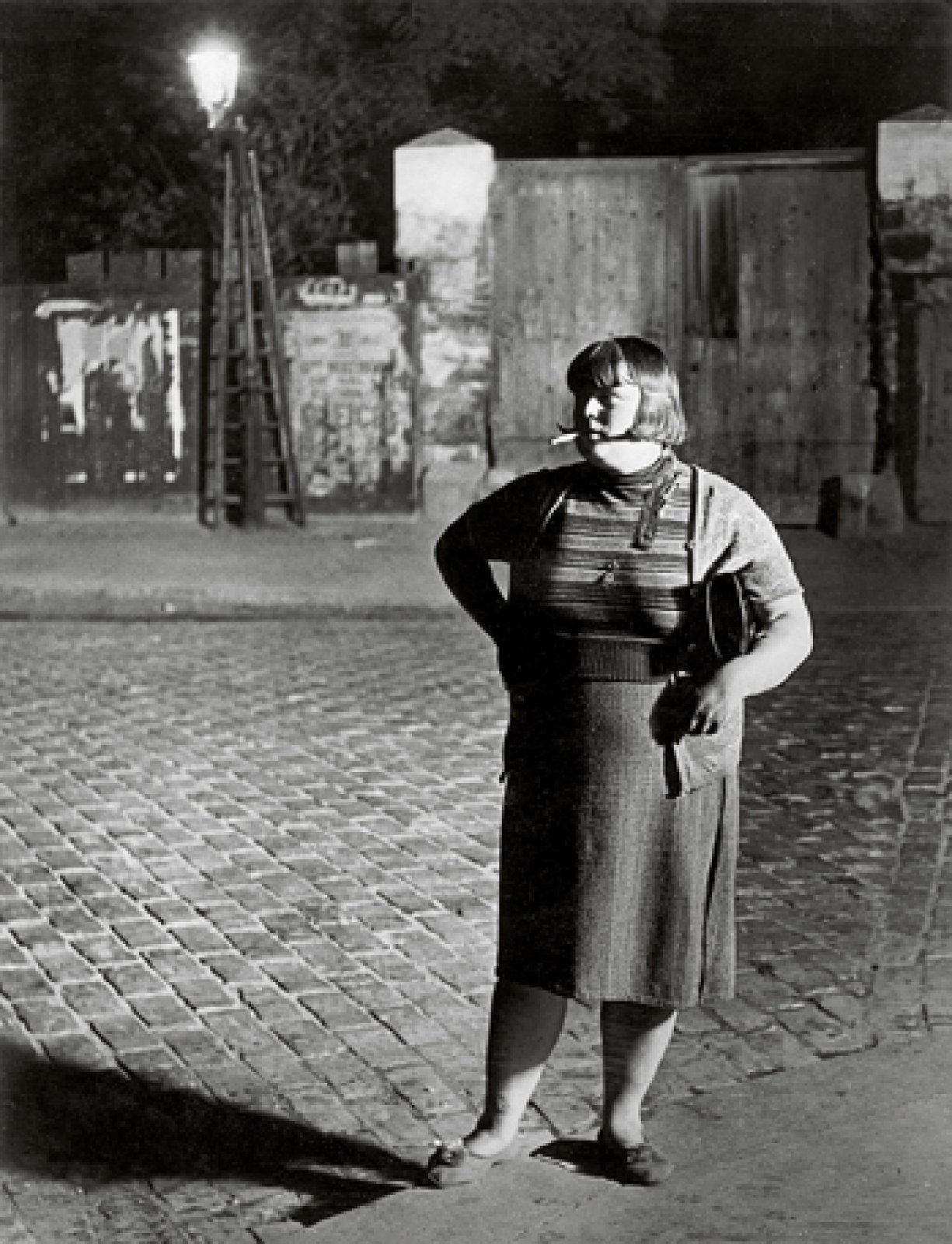 Streetwalker, near Place d'Italie, 1932 © Estate Brassaï Succession, Paris