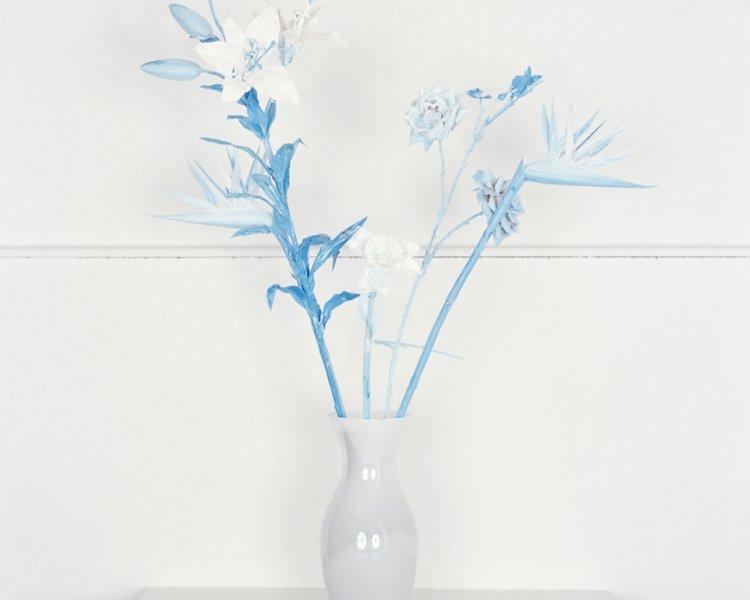 Jaap Scheeren & Hans Gremmen: Painting plastic flowers