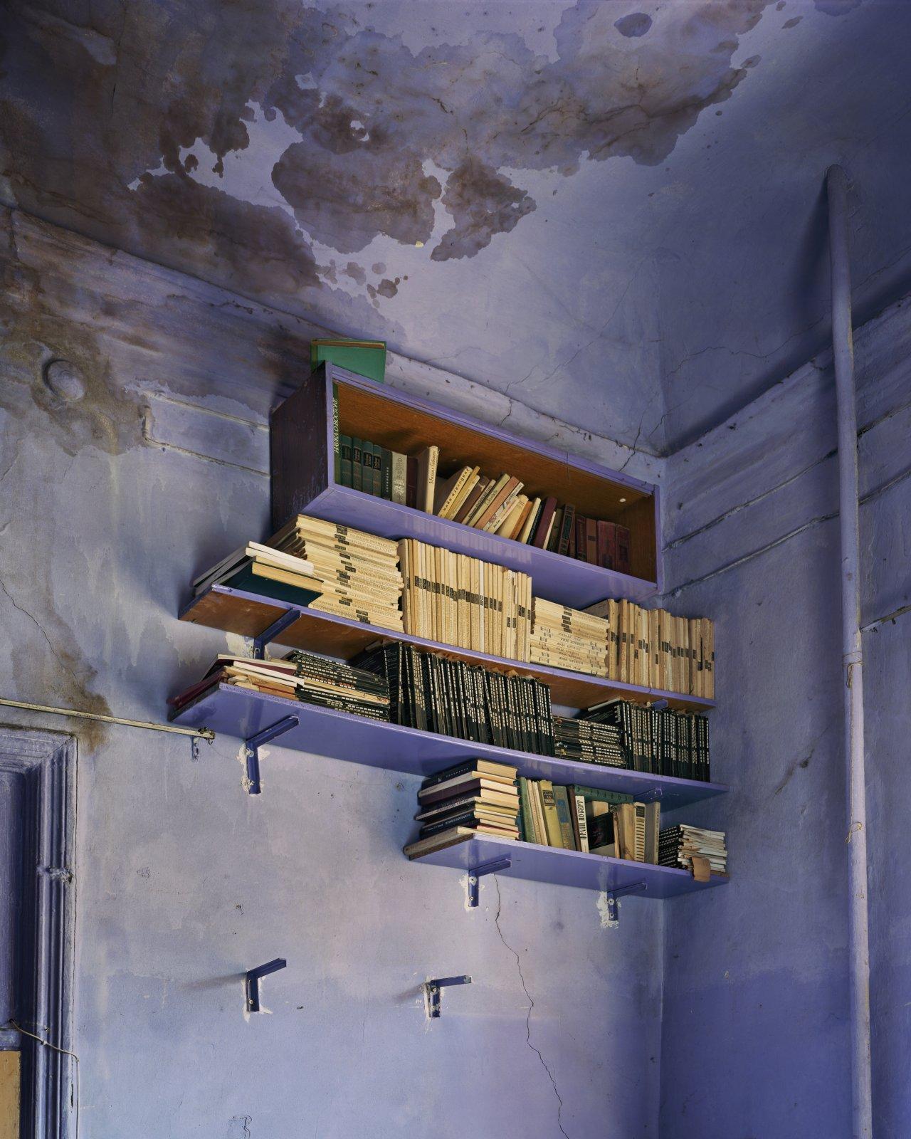 Ule's Books, Odessa, 2018 © Alec Soth / Magnum Photos