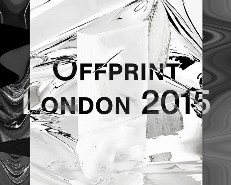 Offprint London 2015