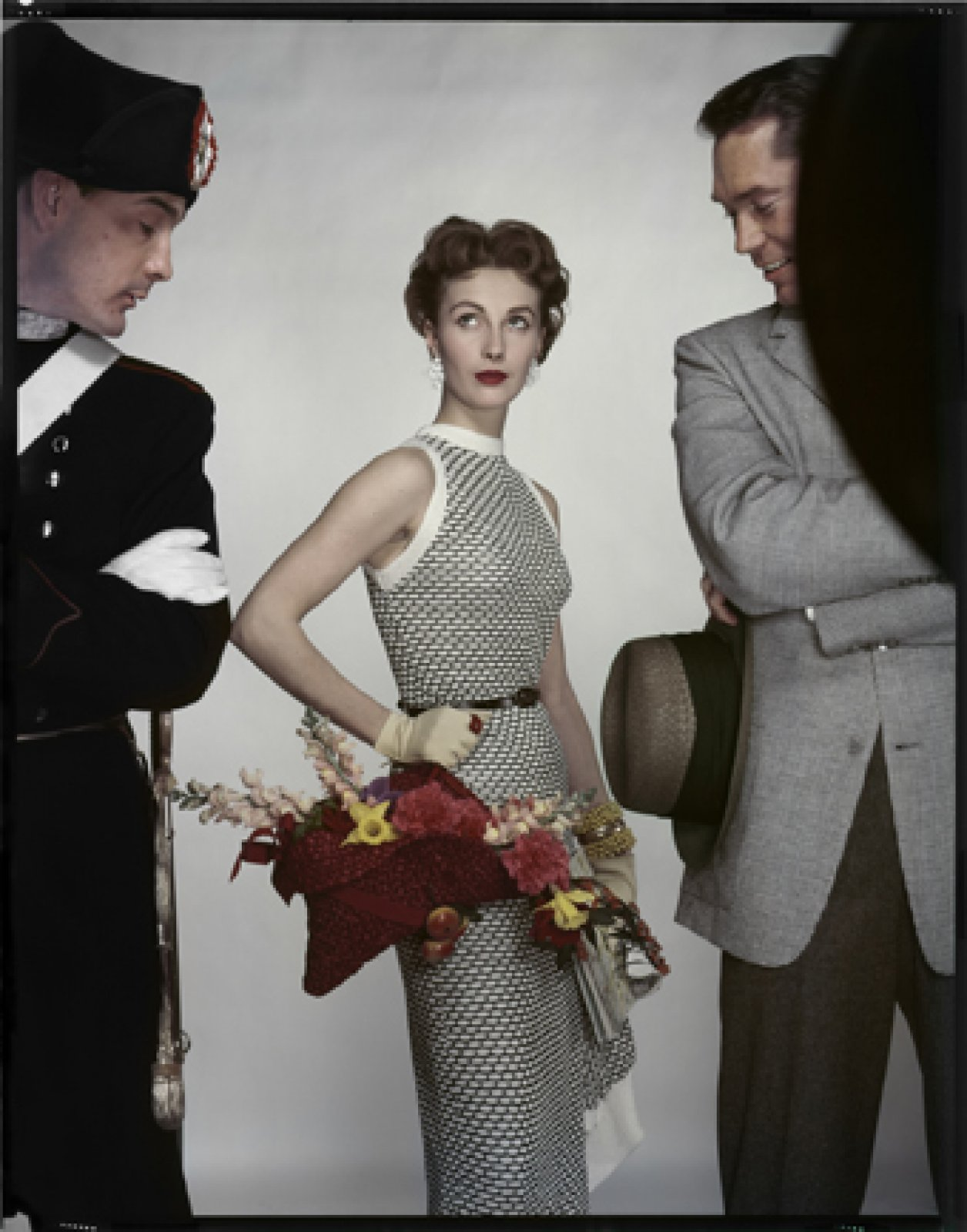 Untitled (model : Susan Jenks), circa 1946 © The Estate of Erwin Blumenfeld