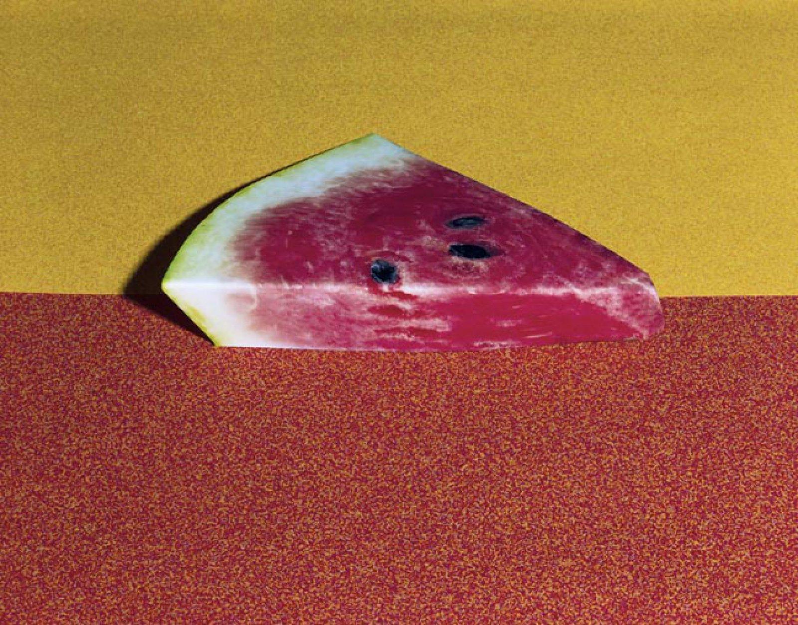 Watermelon, 2013 © Daniel Gordon / Courtesy of  Wallspace, New York