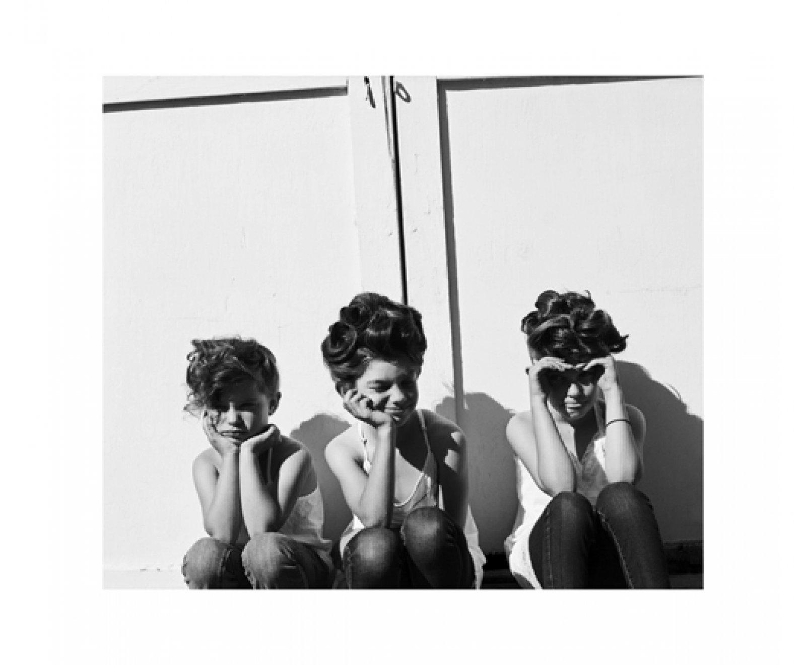 Wilkin Sisters, 2013 © Jack Davison