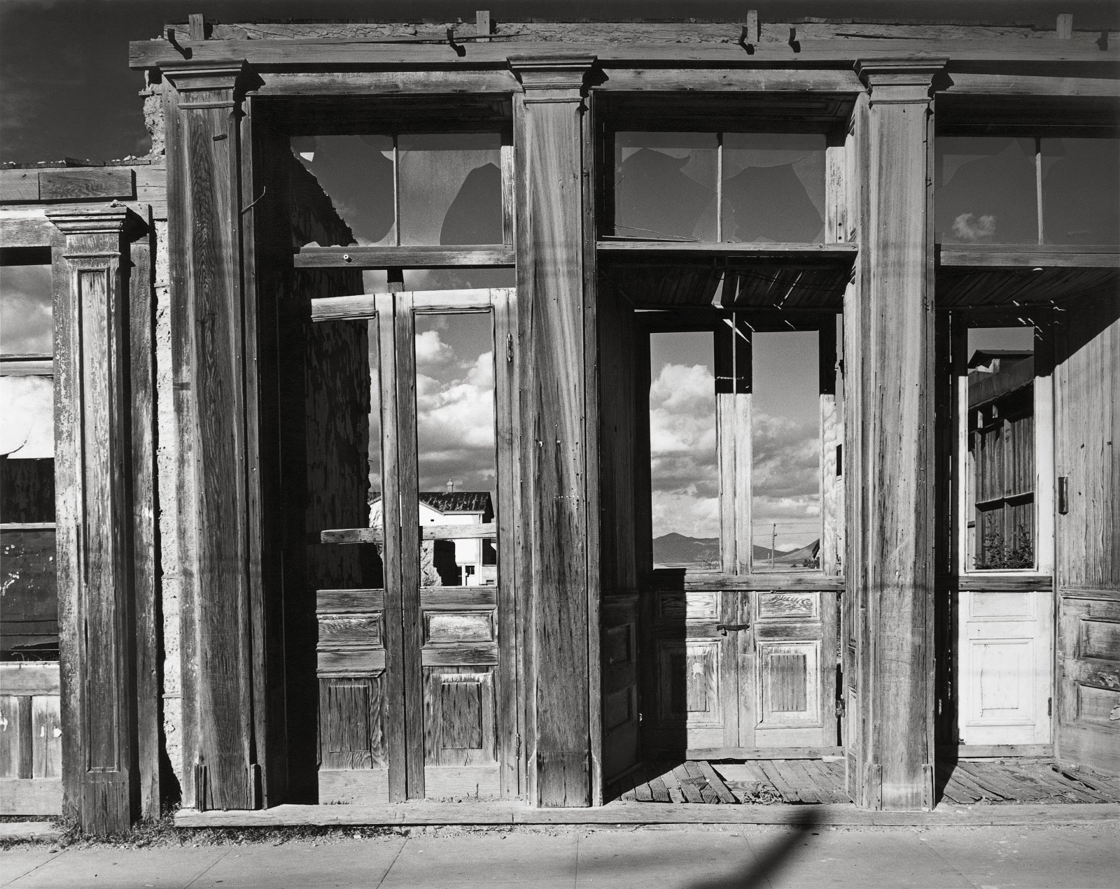 Wright Morris, Tombstone, Arizona, 1940 © Estate of Wright Morris