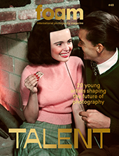 cover Foam Talent Issue 48